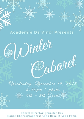 Winter Cabernet 4th-8th Winter Show USB